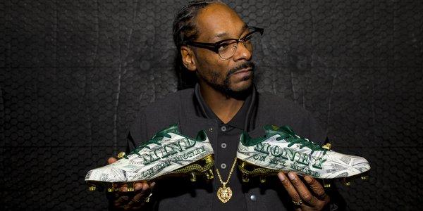 adidas et Snoop Dogg dévoilent une paire de chaussures de