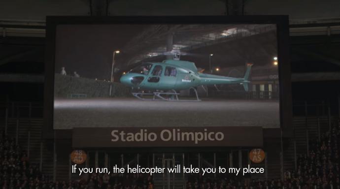 stadio olimpico as roma heineken experience 2016