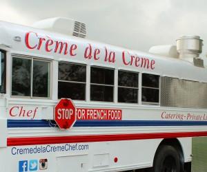 Tony Parker lance un food truck (Crème la Crème) à San Antonio avec son chef personnel Cliff Chetwood