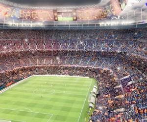 Le FC Barcelone met en vente le Naming du Camp Nou pour une saison au profit de la lutte contre le Coronavirus