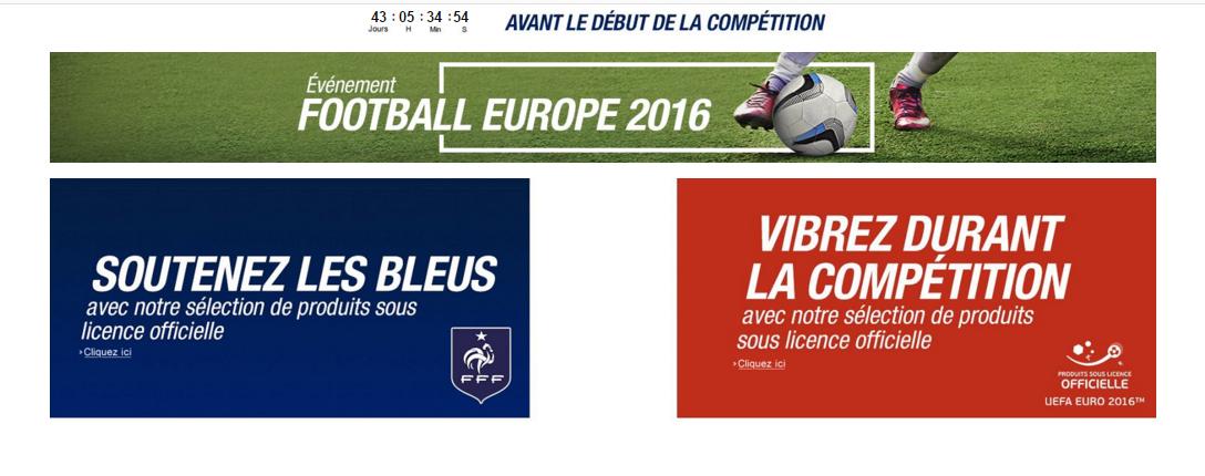 Amazon EURO 2016