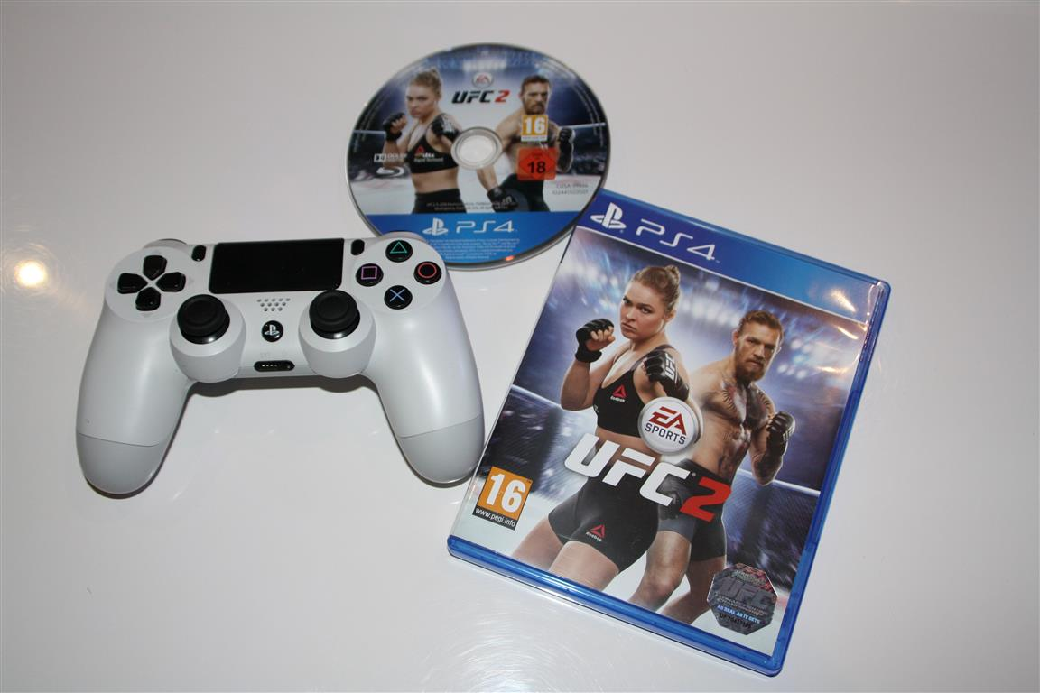 EA SPORTS UFC 2 playstation 4