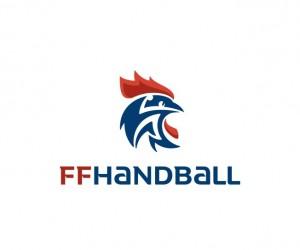 La  Fédération Française de Handball présente son nouveau logo conçu par Leroy Tremblot