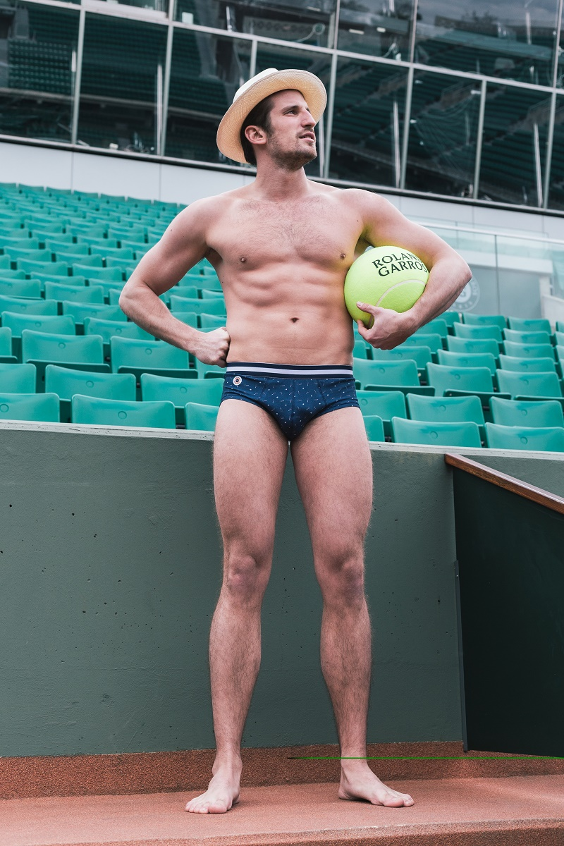 Le slip français Roland Garros 2016 tennis