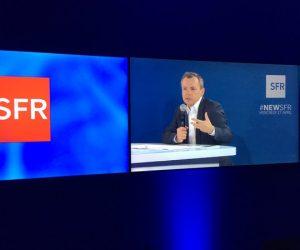 SFR lance 5 chaînes de télévision SPORT et la chaîne d'information BFM SPORT