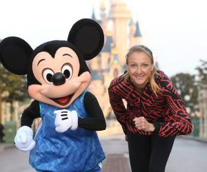 Paula Radcliffe ambassadrice du Semi-Marathon Disneyland Paris