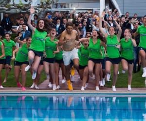 Rafael Nadal, un chèque et un plongeon à Barcelone