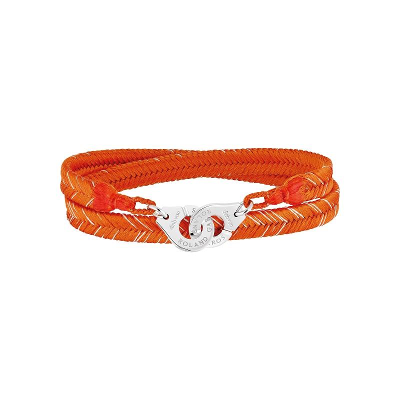 Roland-Garros 2016 - Bracelet dinh van - menottes