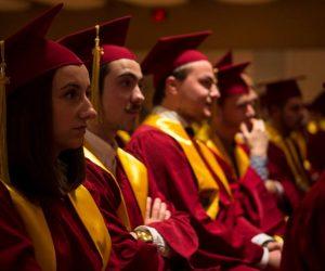 Cérémonie de remise des diplômes de la Promotion Bachelor 2016 de Sports Management School