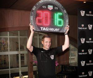 TAG Heuer devient le premier Chronométreur Officiel de la Premier League