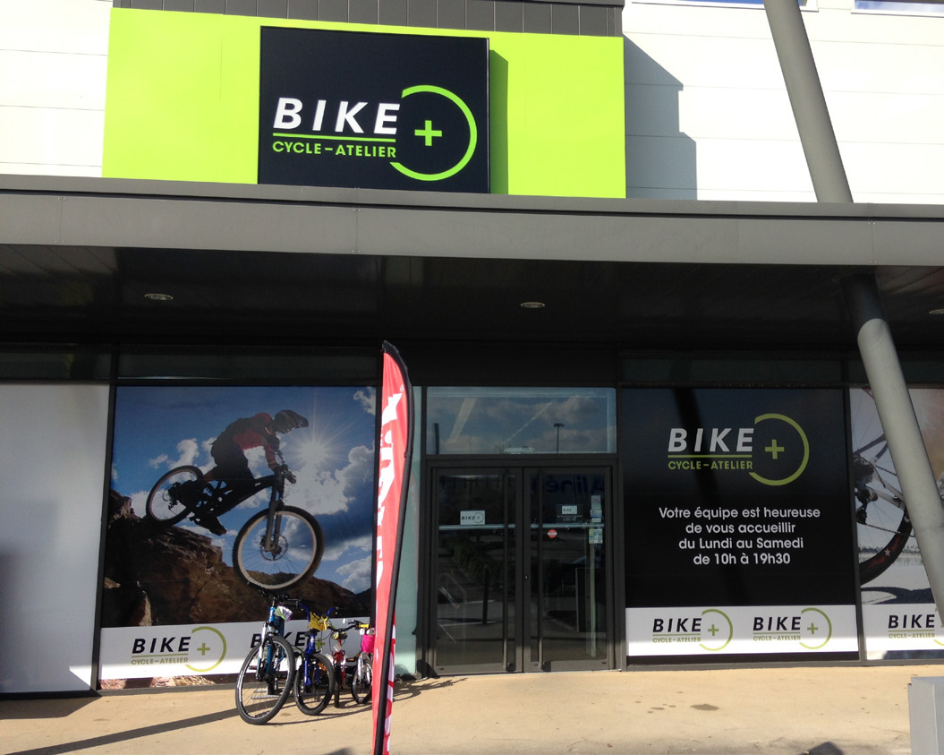 bike+ boutique cycle go sport