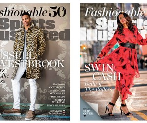 TOP 50 des sportifs les plus stylés selon Sports Illustrated (Fashionable 50)