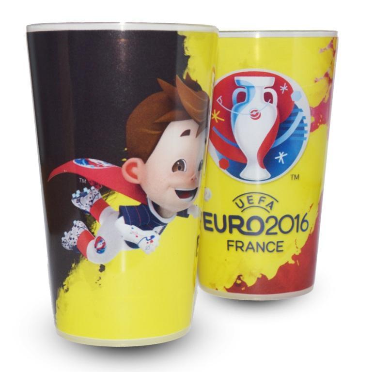 gobelet UEFA EURO 2016 Belgique super victor