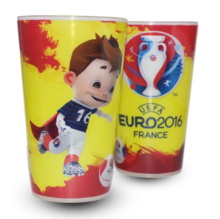 gobelet UEFA EURO 2016 Espagne super victor