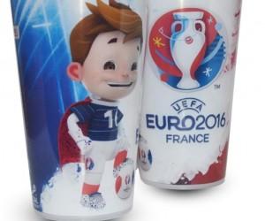 L'EURO 2016, une compétition qui s'étend également aux gobelets recyclables