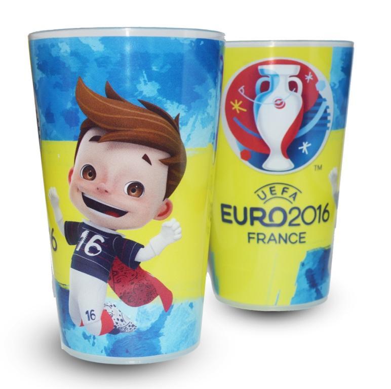 gobelet UEFA EURO 2016 Suède super victor