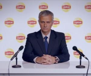 Lipton Ice Tea mise sur José Mourinho