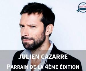 Julien Cazarre parrain de la 4ème édition du Festival « La Lucarne »