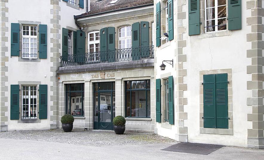 locaux tribunal arbitral du sport suisse