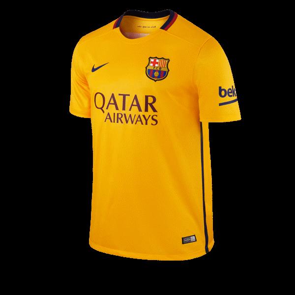 maillot away barça