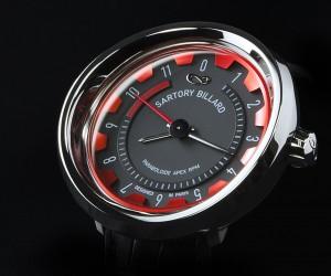Quand SARTORY BILLARD décline la passion du sport automobile avec la montre RPM01
