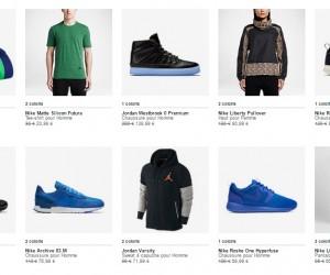 CODE PROMO : -20% sur une sélection de produits Nike en promo sur le Nike Store
