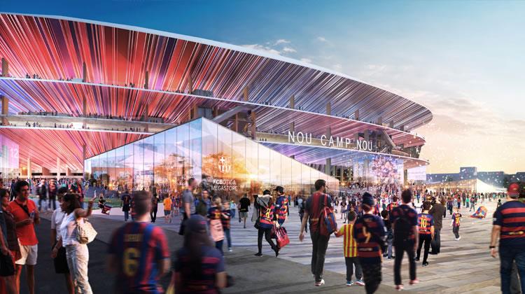 nou camp nou 2021 fc barcelona