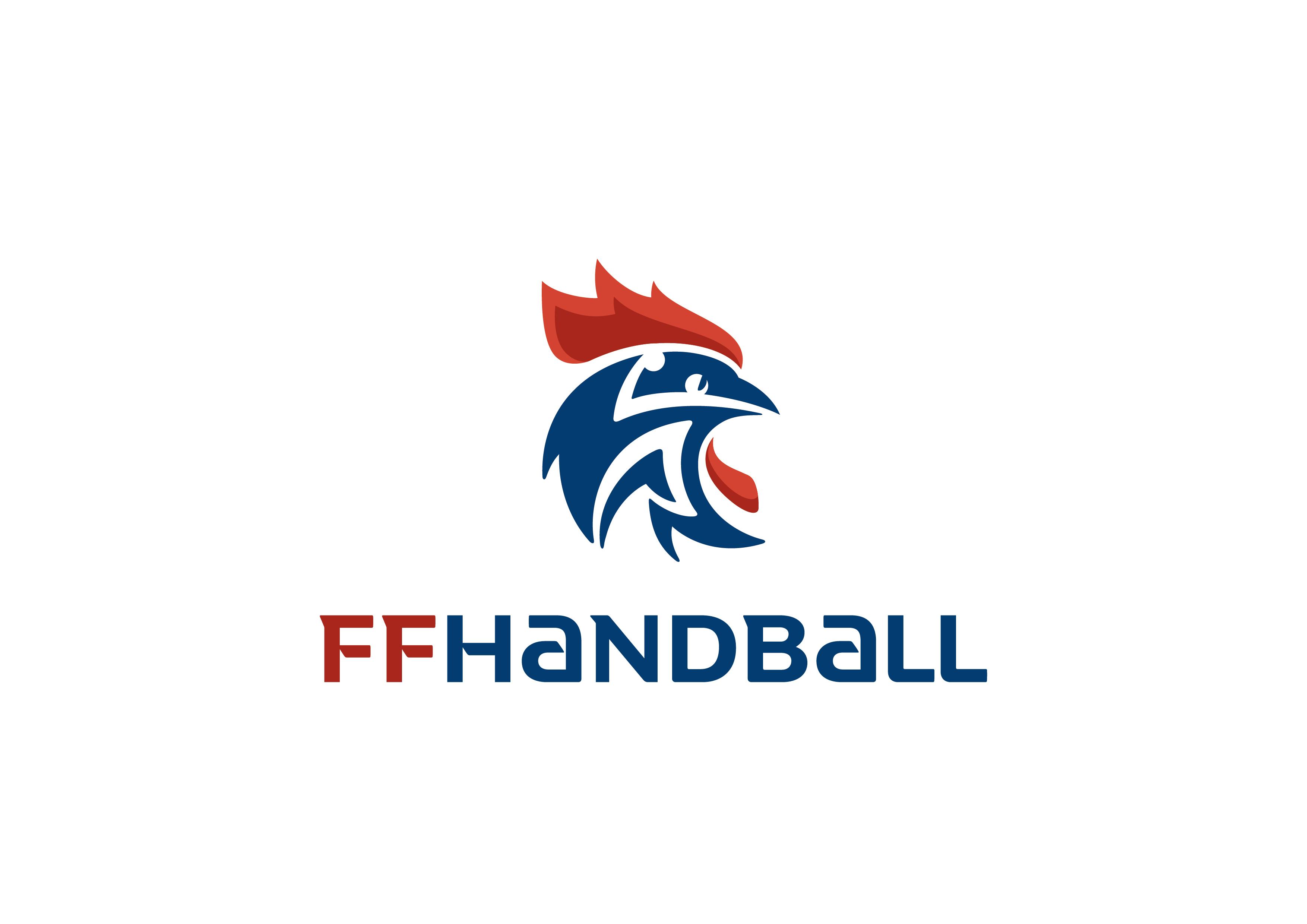 nouveau logo Fédération française handball FFHandball
