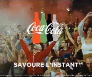 La publicité TV de Coca-Cola pour l'UEFA EURO 2016 (Savoure l'Instant)