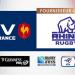 rhino rugby FFR Equipe de france