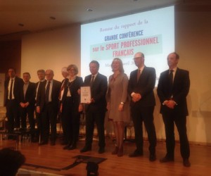 67 préconisations pour sauver le sport professionnel français