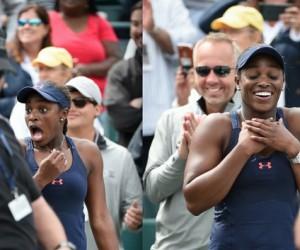 Tennis – Quand Volvo offre une belle surprise à Sloane Stephens après sa victoire à Charleston