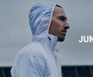 Zlatan Ibrahimovic lance sa propre marque de vêtements avec A-Z Sportswear