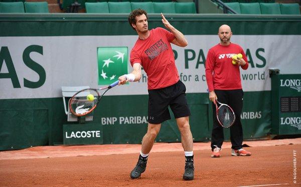 Uniqlo Et Murray Armour Tenues Under De D'andy Les Djokovic Novak lJ1uFK3Tc