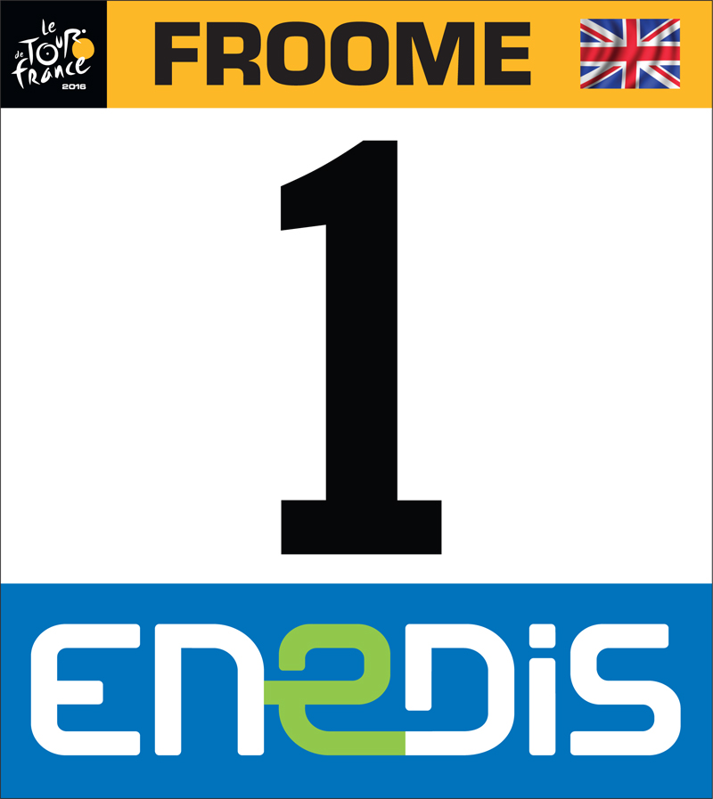 TDF16-DOSSARD ENEDIS FROOME