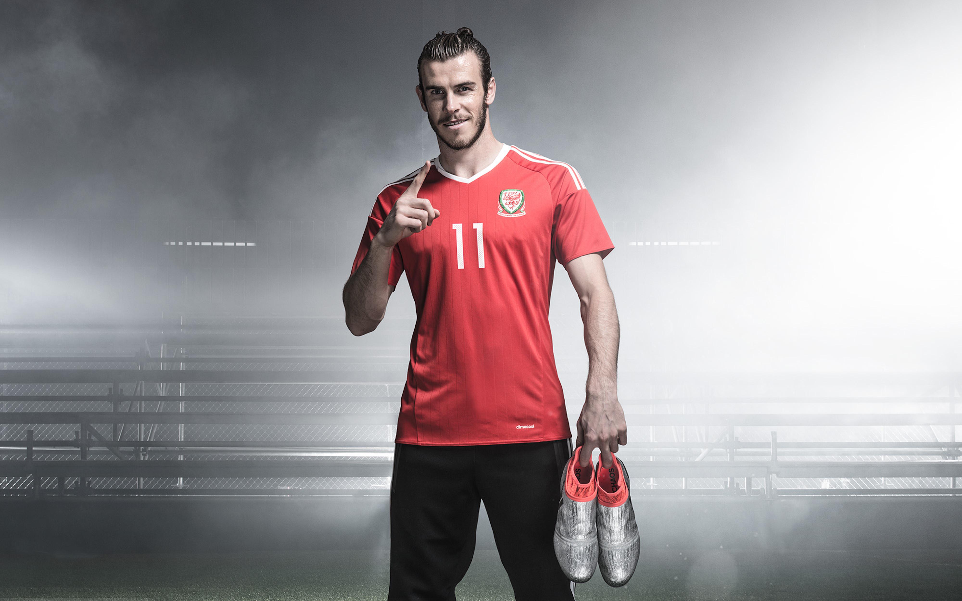 Gareth bale boots euro 2016 X16+ PURECHAOS adidas football