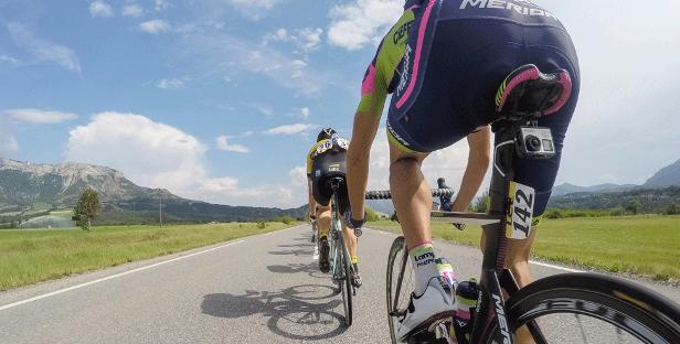 GoPro Tour de France 2016 caméras embarquées