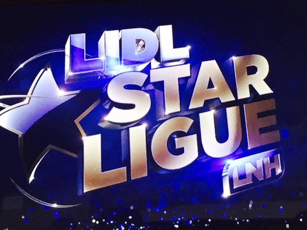 Lidl StarLigue logo Division 1 handball LNH
