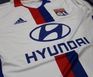 On était au Parc OL pour la présentation des nouveaux maillots 2016-2017 de l'Olympique Lyonnais (adidas)