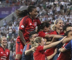 Les primes de l'OL après la victoire en Ligue des Champions féminine