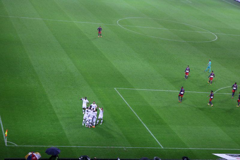 Olympique lyonnais GFC Ajaccio 2016