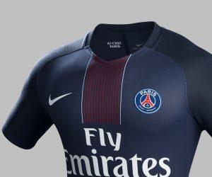 Le nouveau maillot domicile 2016-2017 du Paris Saint-Germain (Nike Football)