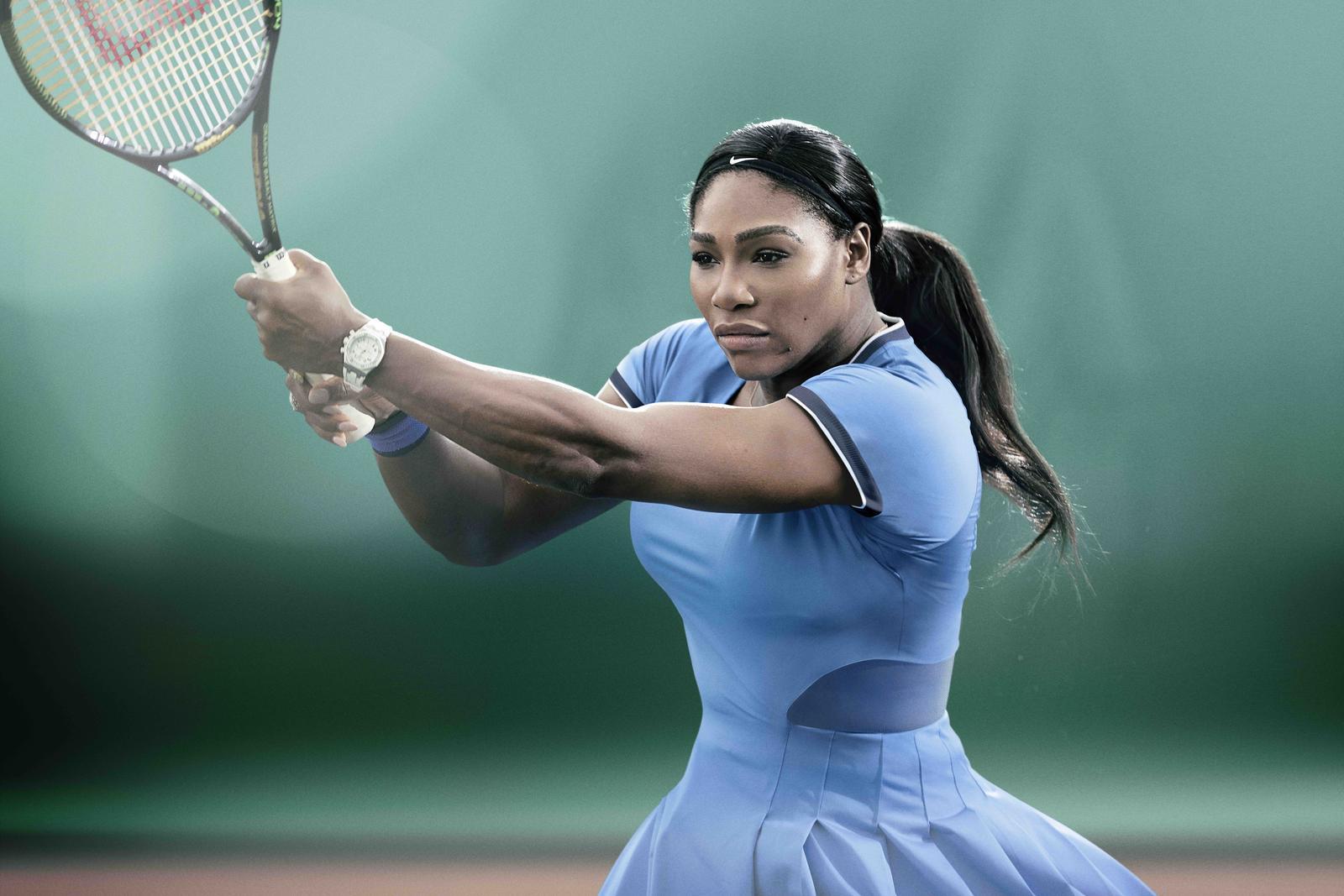 Serena_Williams roland garros 2016 outfit nike tennis nikecourt