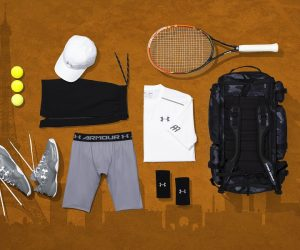Les tenues Under Armour d'Andy Murray et Uniqlo de Novak Djokovic et Kei Nishikori pour Roland-Garros 2016