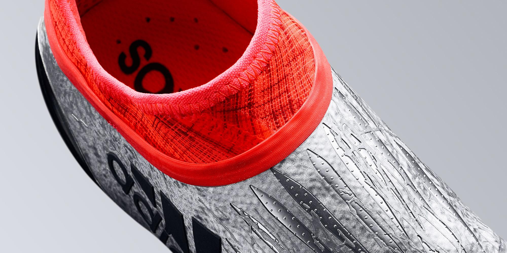 adidas X16+ PURECHAOS euro 2016 chrome