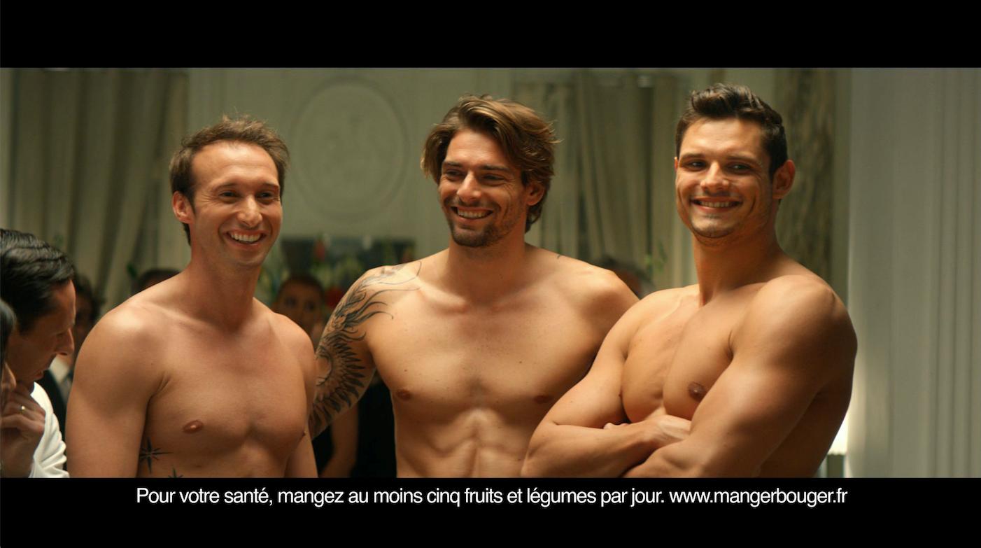 andros manaudou lacourt gilot nageurs JO pub 2016