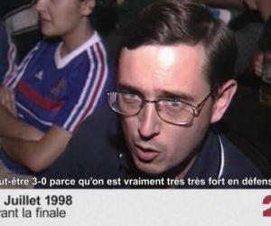 Betclic recherche les bons parieurs du 3-0 de la finale France-Brésil en 1998 avec la campagne #Backin98
