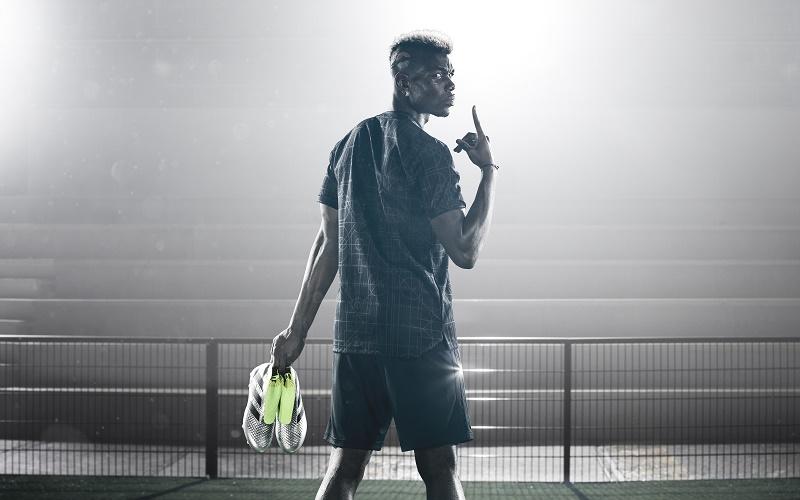 chaussure chromée paul pogba euro 2016 ACE16+ PURECONTROL adidas football