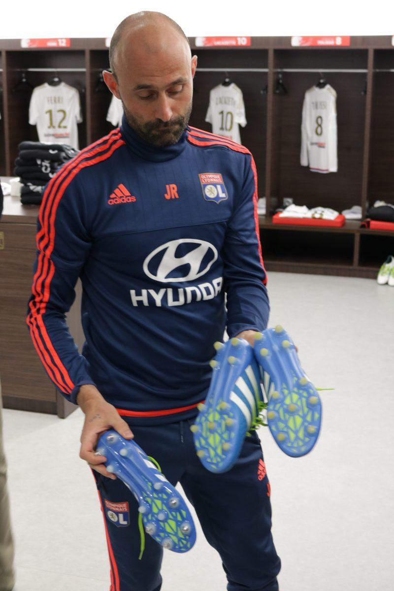 chaussures adidas ace 16 clément grenier 2016 football