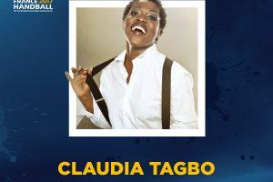 claudia tagbo ambassadrice championnat du monde handball 2017 france